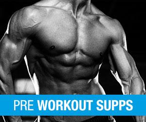 Fatburner Pre Workout